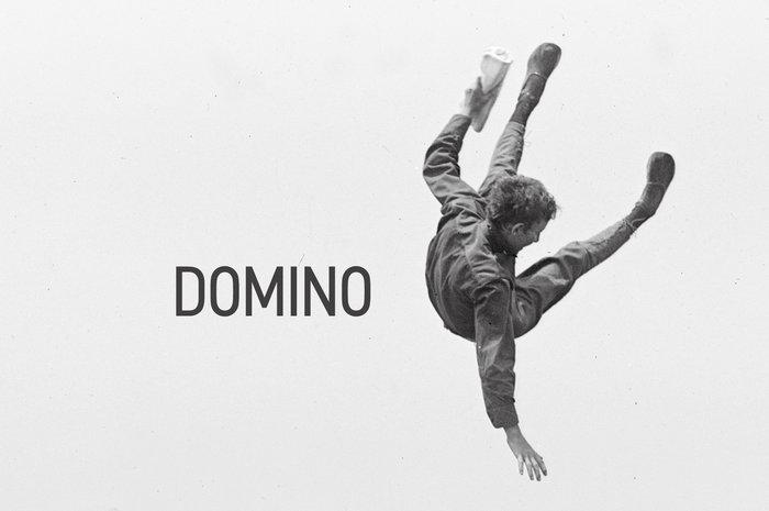 DOMINO από την ομάδα Vasistas και την Αργυρώ Χιώτη, στο Θέατρο Ροές