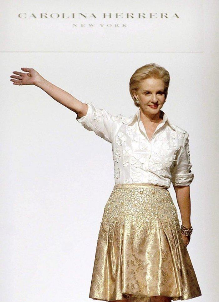 11 φορές που η Καρολίνα Χερέρα απέδειξε ότι στιλ είναι ένα λευκό πουκάμισο - εικόνα 2