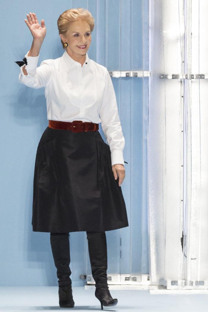 11 φορές που η Καρολίνα Χερέρα απέδειξε ότι στιλ είναι ένα λευκό πουκάμισο - εικόνα 5