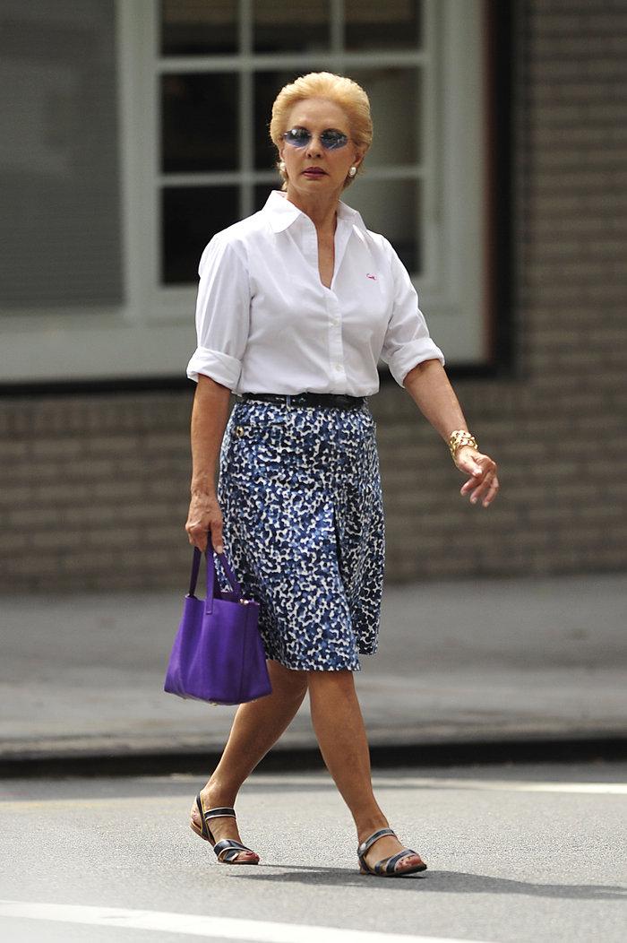 11 φορές που η Καρολίνα Χερέρα απέδειξε ότι στιλ είναι ένα λευκό πουκάμισο - εικόνα 8