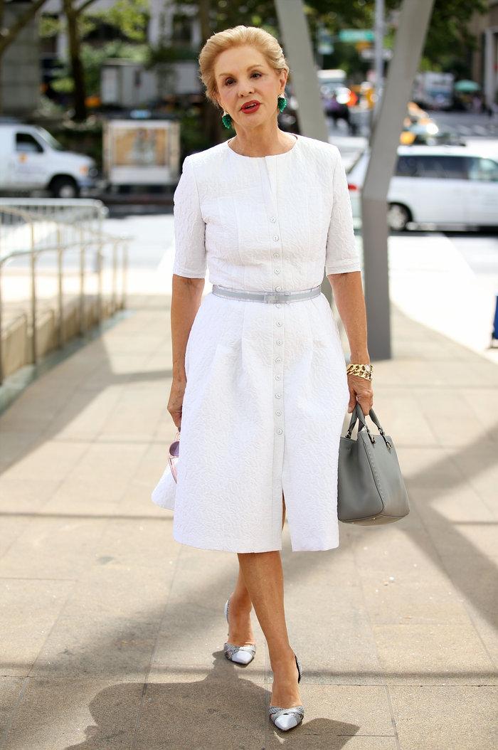 11 φορές που η Καρολίνα Χερέρα απέδειξε ότι στιλ είναι ένα λευκό πουκάμισο - εικόνα 14