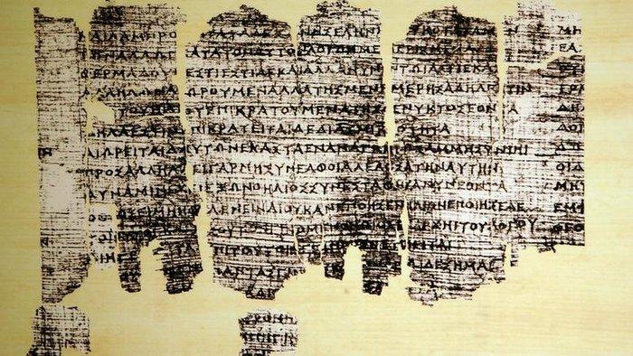 Ο ελληνικός Πάπυρος του Δερβενίου στον κατάλογο της Unesco