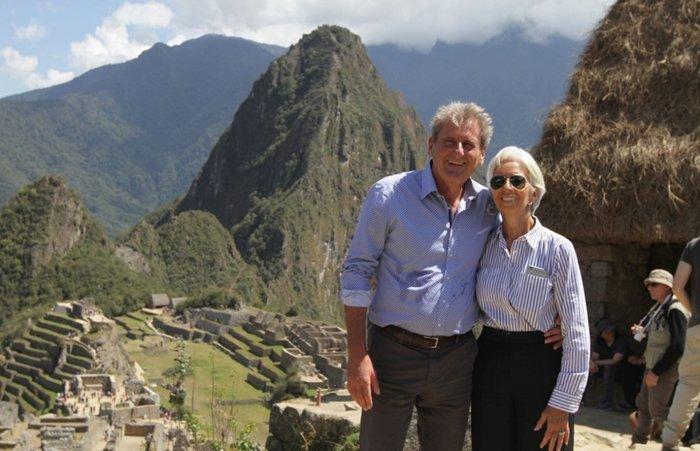 Δείτε τον «διαβολεμένο χορό» της Λαγκάρντ στο Περού - εικόνα 12