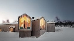 Μία από τις ωραιότερες, πολυτελείς ορεινές κατοικίες