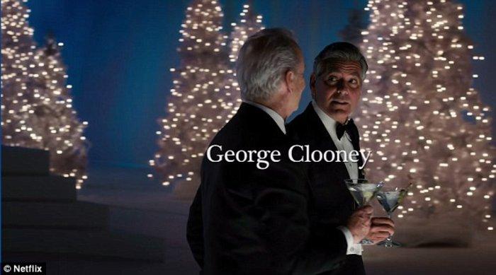 Τα πόδια της Μάιλι Σάιρους στα ....χέρια του Τζορτζ Κλούνεϊ! - εικόνα 4