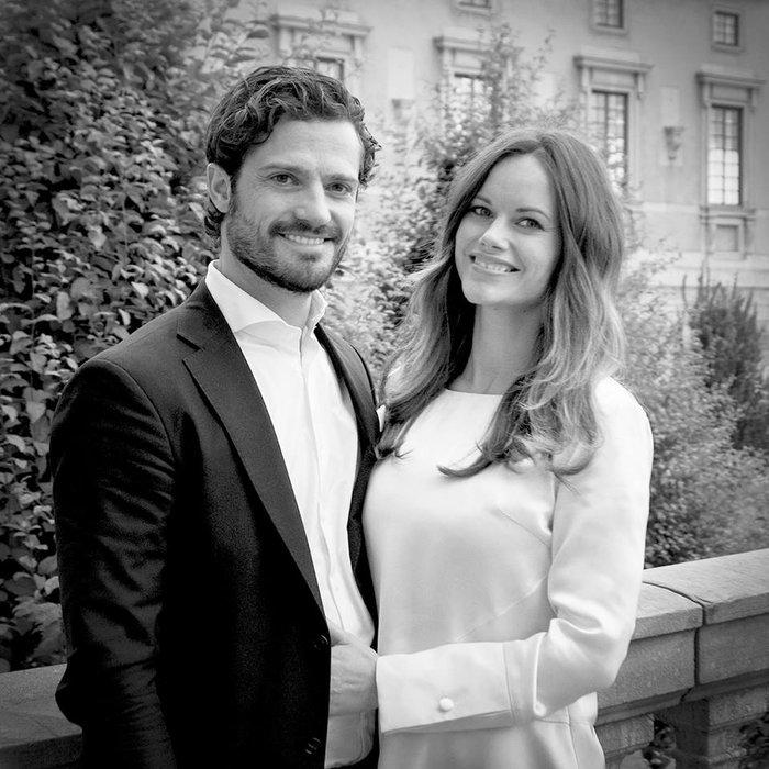 Η νέα πριγκίπισσα της Σουηδίας είναι έγκυος! Η πρώτη φωτογραφία