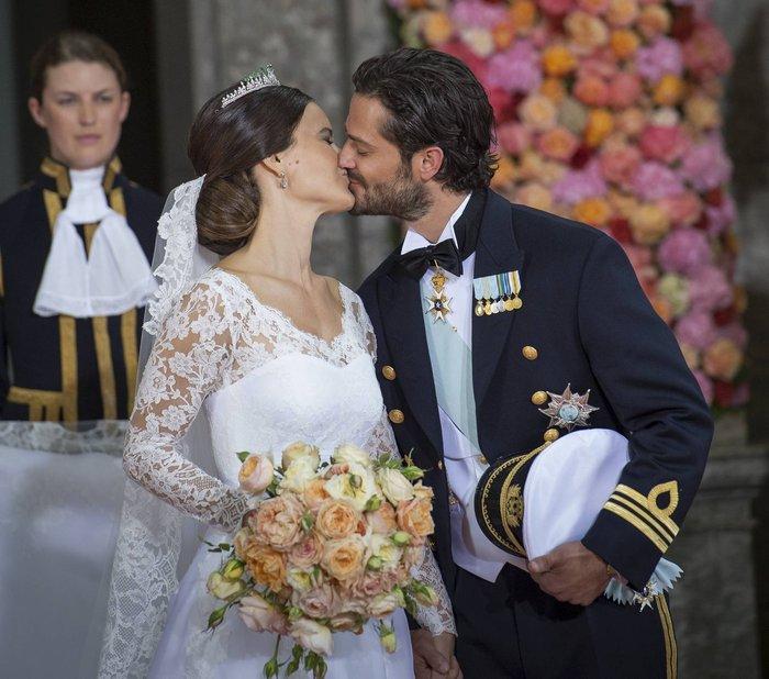 Η νέα πριγκίπισσα της Σουηδίας είναι έγκυος! Η πρώτη φωτογραφία - εικόνα 2