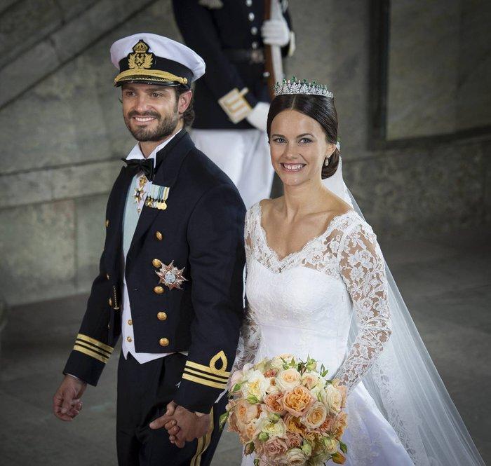 Η νέα πριγκίπισσα της Σουηδίας είναι έγκυος! Η πρώτη φωτογραφία - εικόνα 3