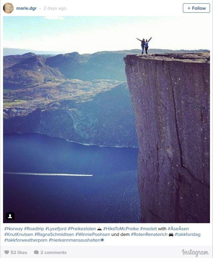 Πόσα like στο instagram αξίζει η ζωή σου; Θα τη ρισκάρεις όπως εκείνοι; - εικόνα 8