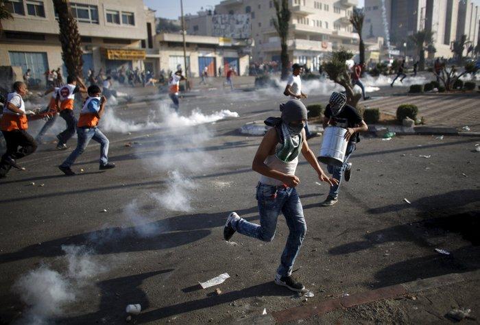 Νέες επιθέσεις Παλαιστινίων εναντίον Ισραηλινών στρατιωτών