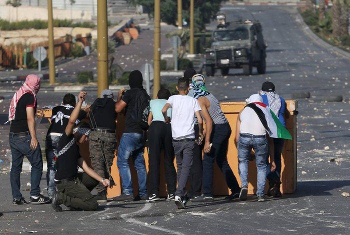 Νέες επιθέσεις Παλαιστινίων εναντίον Ισραηλινών στρατιωτών - εικόνα 2