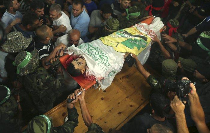 Νέες επιθέσεις Παλαιστινίων εναντίον Ισραηλινών στρατιωτών - εικόνα 3