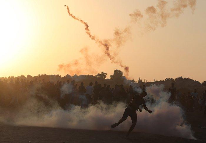 Νέες επιθέσεις Παλαιστινίων εναντίον Ισραηλινών στρατιωτών - εικόνα 5