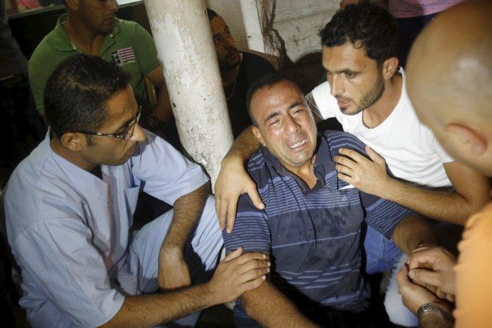 Νέες επιθέσεις Παλαιστινίων εναντίον Ισραηλινών στρατιωτών - εικόνα 6