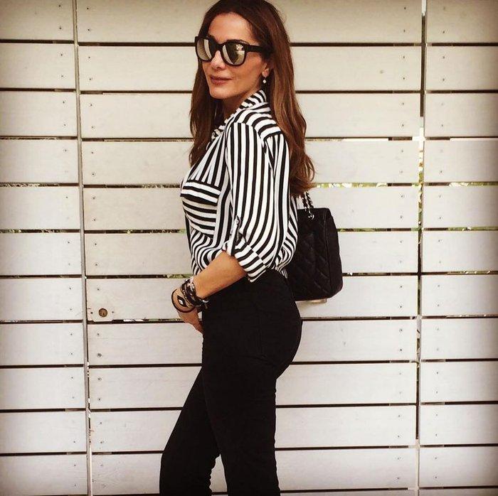 H Βανδή παραδίδει μαθήματα στιλ μέσω instagram - 10 best εμφανίσεις της - εικόνα 2