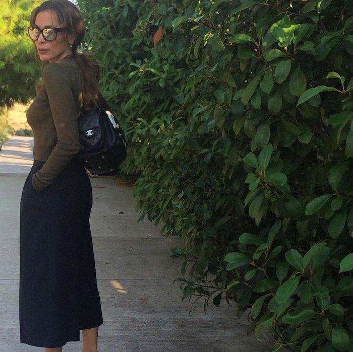 H Βανδή παραδίδει μαθήματα στιλ μέσω instagram - 10 best εμφανίσεις της - εικόνα 3