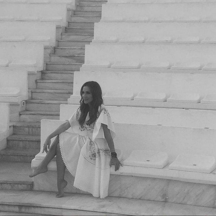 H Βανδή παραδίδει μαθήματα στιλ μέσω instagram - 10 best εμφανίσεις της - εικόνα 9