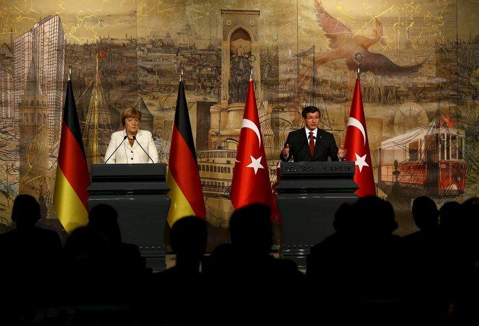 Το παζάρι Μέρκελ-Ερντογάν & οι κίνδυνοι για την Ελλάδα