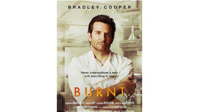 «Burnt»: Ο Μπράντλεϊ Κούπερ βάζει τα χέρια του στη φωτιά