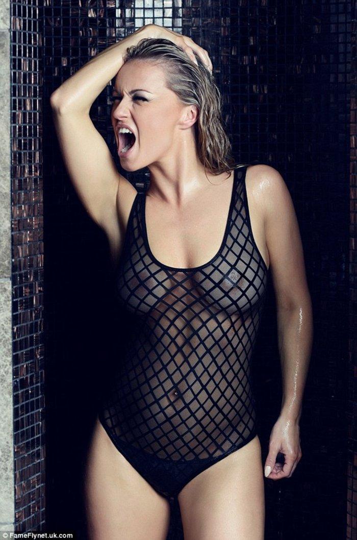Ολόγυμνη ΄Ολα Τζόρνταν: Η χορεύτρια που προκαλεί τα αφεντικά της στο BBC - εικόνα 2