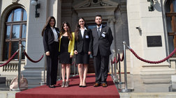 Eλληνας φοιτητής της Νομικής ο καλύτερος αγορητής