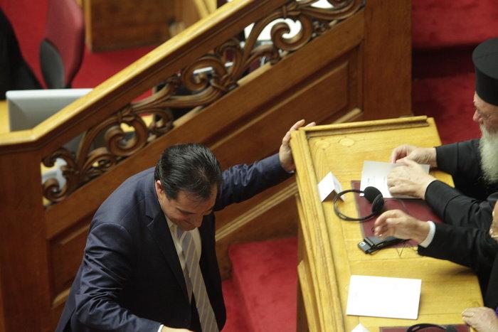 Η Βουλή περίμενε μιάμιση ώρα τον Ολάντ - εικόνα 7
