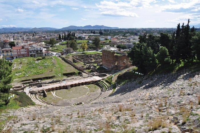 Αργος, Αρχαίο Θέατρο