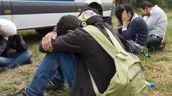 Διακινητής έπεσε σε χαράδρα για να μην συλληφθεί