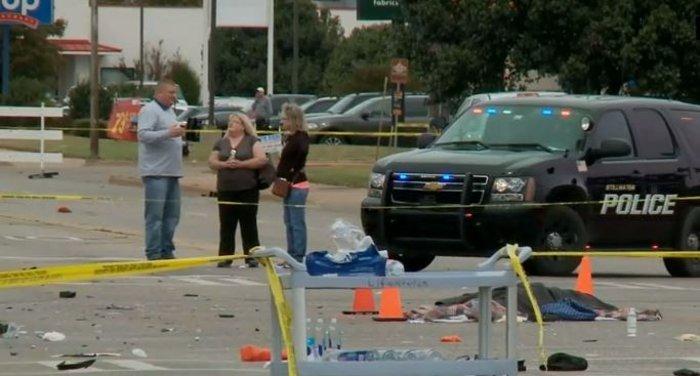 Μεθυσμένη οδηγός σκορπά τον θάνατο σε παρέλαση στην Οκλαχόμα (βίντεο) - εικόνα 2