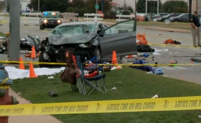 Μεθυσμένη οδηγός σκορπά τον θάνατο σε παρέλαση στην Οκλαχόμα (βίντεο) - εικόνα 3