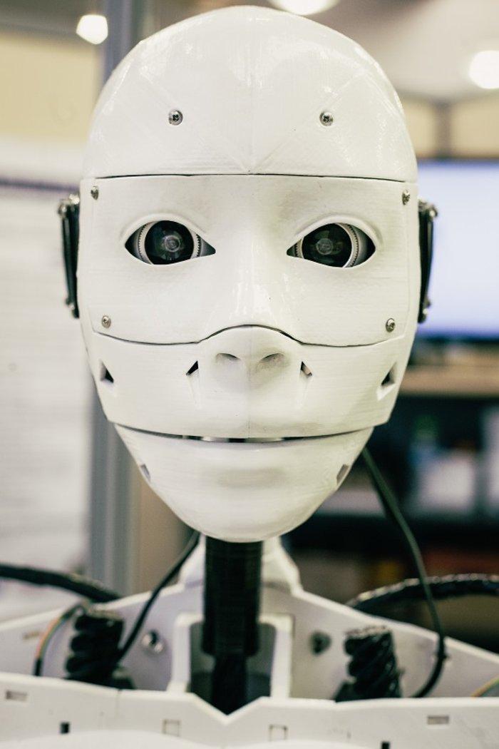 Ο 15χρονος Ελληνας μαθητής που κατασκευάζει ανθρωποειδή ρομπότ - εικόνα 3