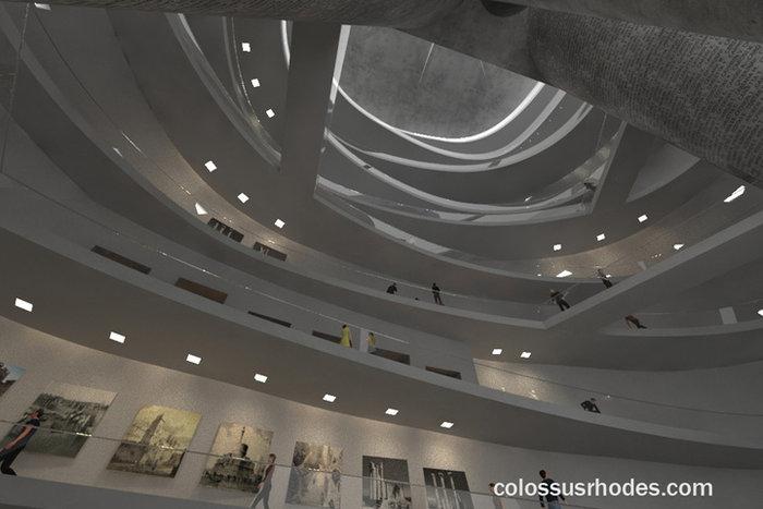 Ξαναστήνουν τον Κολοσσό της Ρόδου, ύψους 150 μέτρων - εικόνα 2