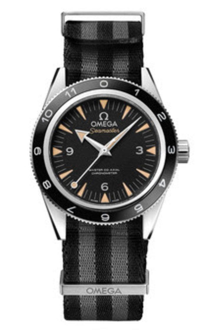 Το Omega Seamaster 300ρολόι του Bond (£4,785) στο 'Spectre'