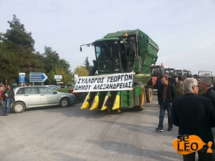 Από τα μπλόκα κατεβαίνουν στην Αθήνα οι αγρότες - εικόνα 3