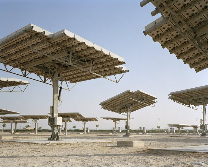Ηνωμένα Αραβικά Εμιράτα : Η πόλη του μέλλοντος βαθιά μέσα στην έρημο - εικόνα 5