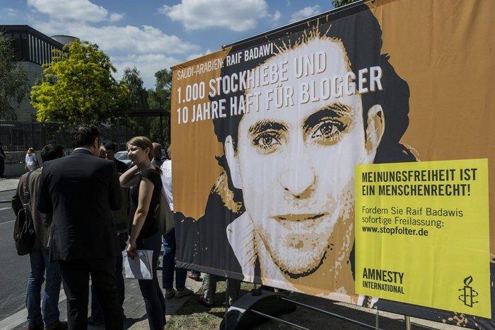 Ποιος είναι ο σαουδάραβας μπλόγκερ που πήρε το Βραβείο Ζαχάροφ - εικόνα 2