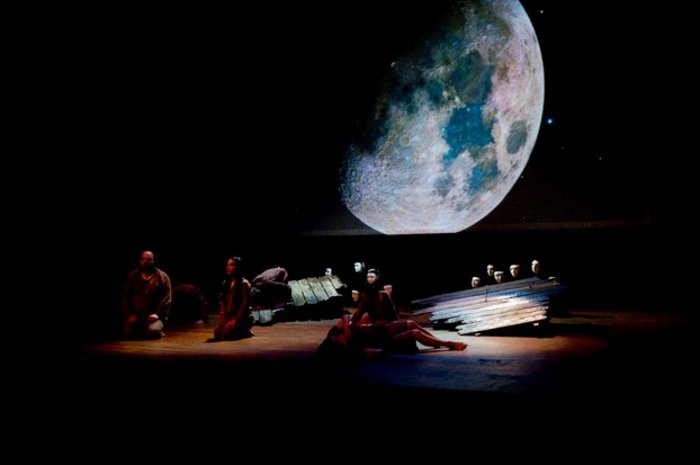 «Ασκητική» του Ν. Καζαντζάκη στο Θέατρο Τζένη Καρέζη - Κερδίστε προσκλήσεις