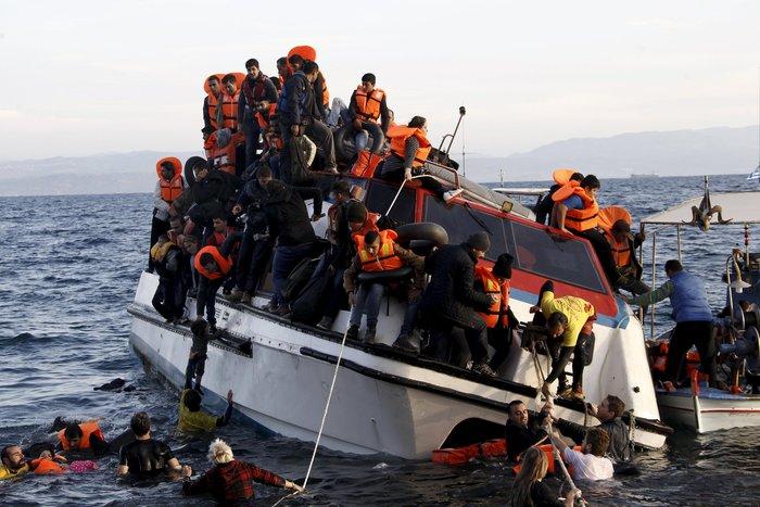 Υγρός τάφος το Αιγαίο για 100 νεκρά προσφυγόπουλα - εικόνα 7