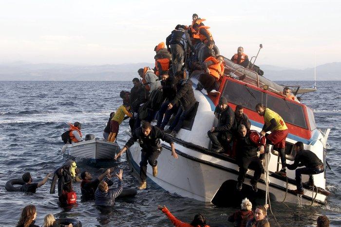Υγρός τάφος το Αιγαίο για 100 νεκρά προσφυγόπουλα - εικόνα 8