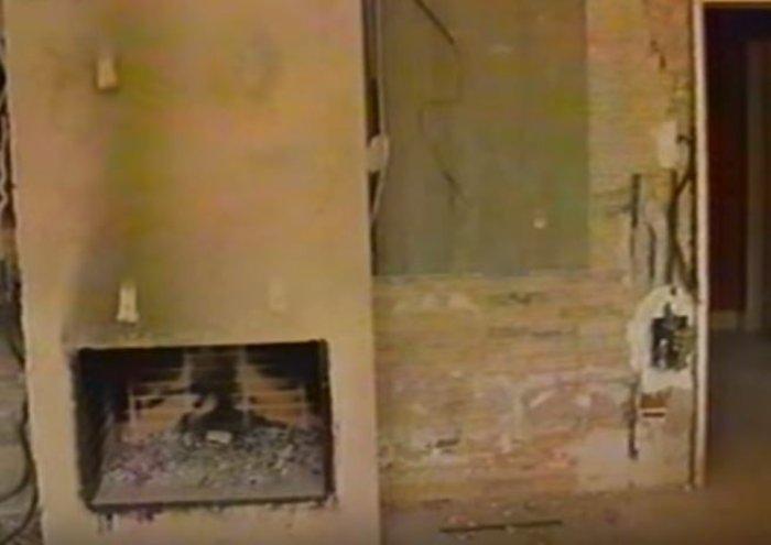 Σπάνιο βίντεο: Η Αλίκη κόντεψε να καεί ζωντανή στο σπίτι το 1995