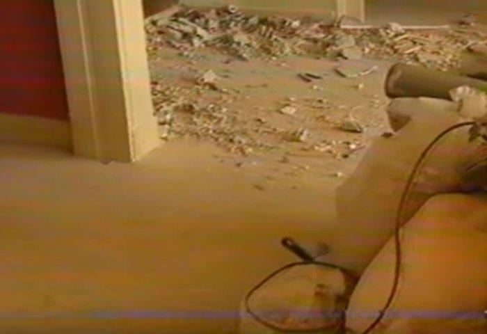 Σπάνιο βίντεο: Η Αλίκη κόντεψε να καεί ζωντανή στο σπίτι το 1995 - εικόνα 3