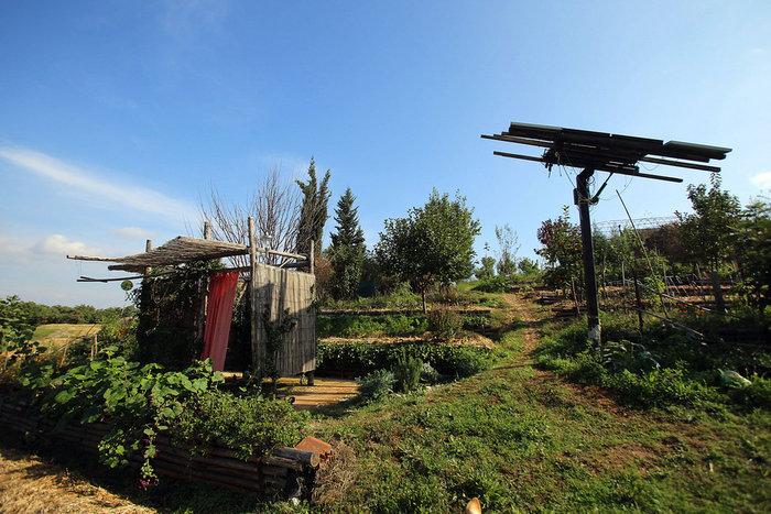 Πώς ζουν οι κάτοικοι του πρώτου ελληνικού οικοχωριού - εικόνα 2