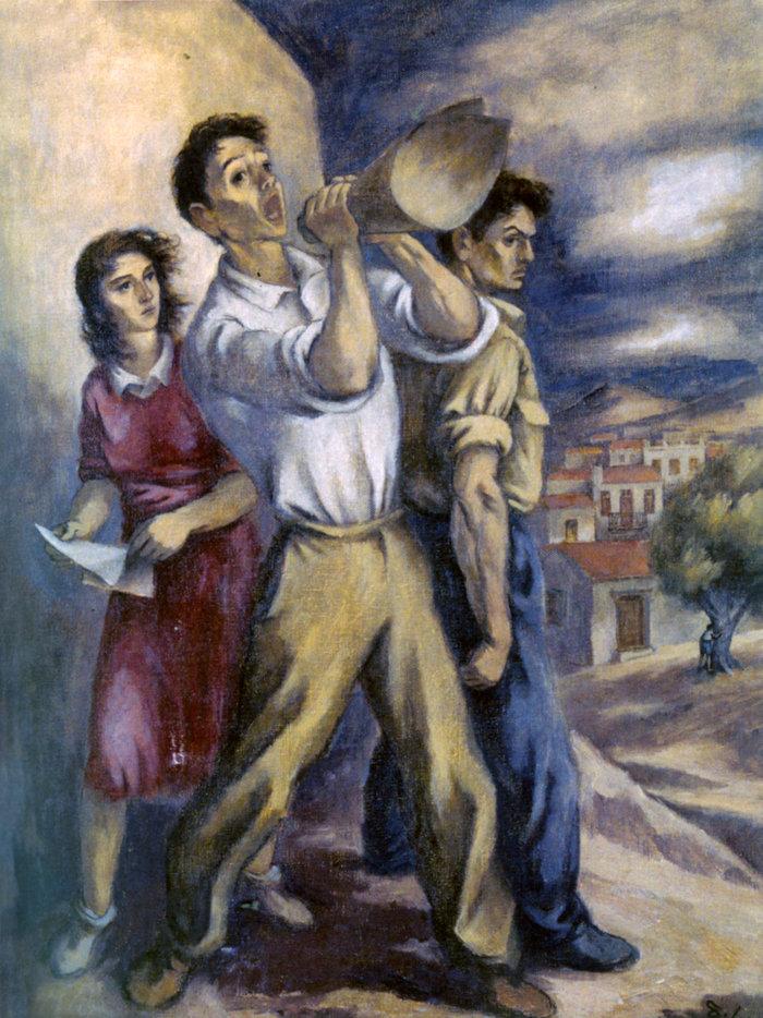 Δημήτρης Δάβης:Ο καλλιτέχνης που είδε την Ελλάδα μέσα από τη φύση της - εικόνα 3