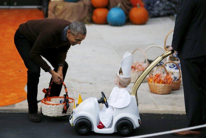Το μωρό που έριξε τον Ομπάμα στα πατώματα - εικόνα 5