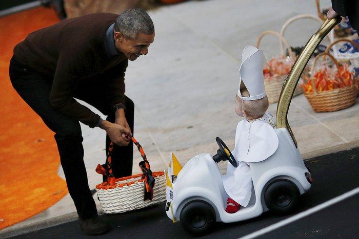 Το μωρό που έριξε τον Ομπάμα στα πατώματα - εικόνα 6