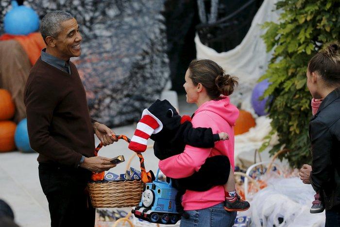 Το μωρό που έριξε τον Ομπάμα στα πατώματα - εικόνα 4