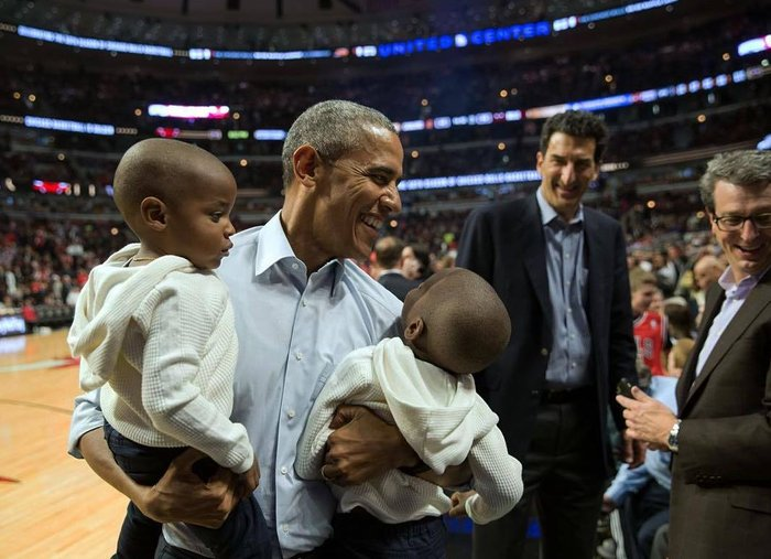 Το μωρό που έριξε τον Ομπάμα στα πατώματα - εικόνα 8