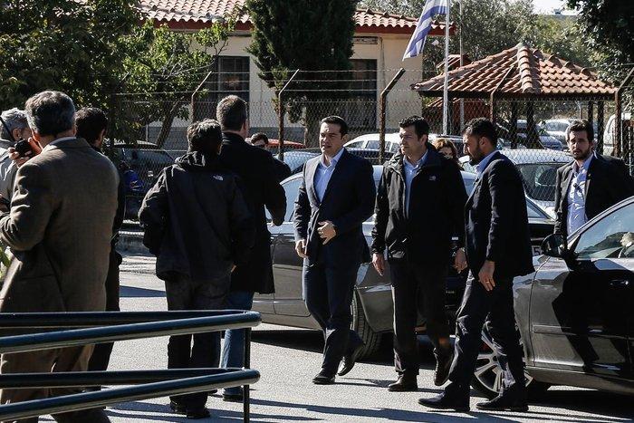 Στις φυλακές Διαβατών και στα βήματα του... Ομπάμα ο Αλέξης Τσίπρας - εικόνα 2