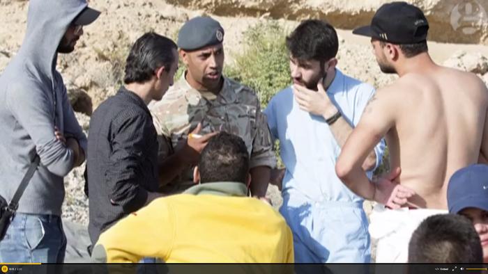 Guardian: Χάος με πρόσφυγες σε βρετανική βάση στην Κύπρο