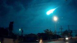 Μετεωρίτης κάνει τη νύχτα μέρα στην Ταϊλάνδη - Βιντεο